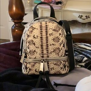 Michael Kors Mini Backpack/Crossbody